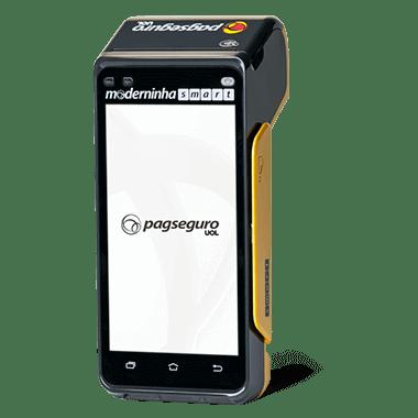 Moderninha Smart Maquininha - Venda de Maquininhas de Cartão